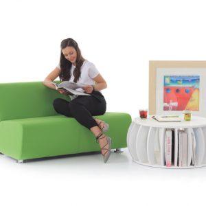 Banken en lounge stoelen