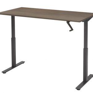 zit-sta bureau met slinger